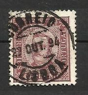 Portugal N°74(B) Cote 7 Euros - 1892-1898 : D.Carlos I