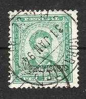 Portugal N°79 Cote 10 Euros - 1892-1898 : D.Carlos I
