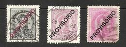Portugal N°80, 84 Cote 13 Euros (83 Offert) - 1892-1898 : D.Carlos I