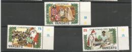 685/98  NOEL Luxe Et Bdf    (clasbleucfavanua) - Vanuatu (1980-...)