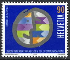 Schweiz Switzerland 2003. UIT/ITU Mi.-Nr. 18, Postfrisch **, MNH - Svizzera