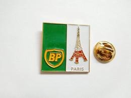 Beau Pin's , Carburant BP , British Petroleum   , Paris Tour Eiffel - Carburants