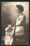 AK Prinzessin Therese Von Lichtenstein - Liechtenstein