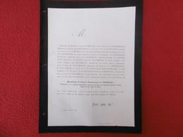 GENEALOGIE NOBLESSE DECES BARON THEODORE DE VEYRAC 1871 - Obituary Notices