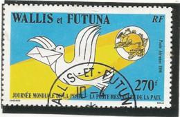 153  Journée De La Poste   Beau Cachet (claswalli18) - Luftpost