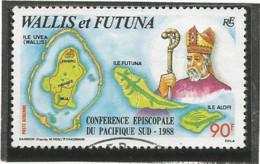 163 Conférence épiscopale  (claswalli18) - Used Stamps