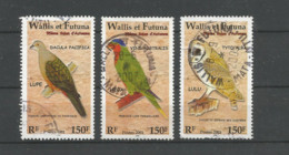 561/63   Oiseaux  (clasyveroug23) - Ohne Zuordnung