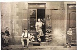 42 CARTE PHOTO GRAND-CROIX **Le Sabotier** - Frankreich