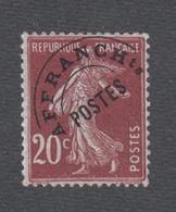 France - Préoblitéré Semeuse N°54 ** Neuf Sans Charnière - Cote Yvert : 160 Euros - TB - 1893-1947