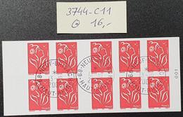 Carnet N° 3744-C11 Avec Oblitération Cachet à Date De 2006  TTB - Definitives