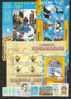 2005. Uzbekistan. Full Years. MNH ** - Uzbekistan