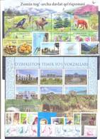 2018 Uzbekistan. Full Years. MNH ** - Uzbekistan