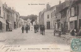 N°4990 R -cpa Malzéville -rue De L'Orme- - Sonstige Gemeinden