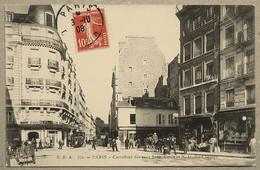 CP PARIS Carrefour Des Rues Bréa, Vavin Et N.D. Des Champs - District 06