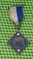 Medaille :Netherlands  - 3e Schielandmars , Voor Het Spastische Kind. - Paises Bajos