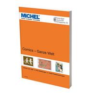 Michel Catalog Comics Ganze Welt 2020 - Topics