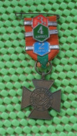 Medaille :Netherlands  - Avondvierdaagse , Clip 2.3.4 ( Knblo ) - Paises Bajos