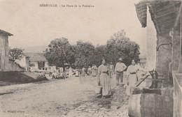 N°4999 R -cpa Méréville -la Place De La Fontaine- - Sonstige Gemeinden