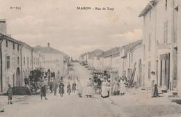 N°5000 R -cpa Maron -rue De Toul- - Sonstige Gemeinden