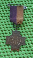 Medaille :Netherlands  - N.H.W.B , Schoolwandeltocht - Paises Bajos
