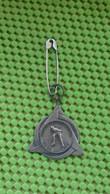 Medaille :Netherlands  - Eilands Spolder Tocht 40 Km. 22-12-1963 - Paises Bajos