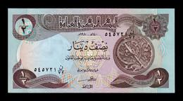 Irak Iraq 1/2 Dinar 1980 Pick 68a SC UNC - Iraq