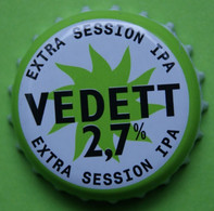 1 Capsule De Bière   VEDETT  EXTRA  SESSION  IPA - Beer
