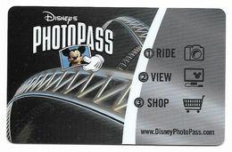 Disney  U.S.A.  Photo Pass, No Value,  # Dphoto-2 - Gift Cards