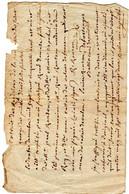 Extrait De Registre De La Paroisse De Saintes - Cachet La ROCHELLE - 12/12/1759 - RENE RANSON - Unclassified