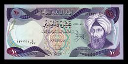 Irak Iraq 10 Dinars 1981 Pick 71b SC UNC - Iraq