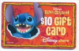 Disney Older Store Gift Card For Collection, No Value,  # Store-2  Hard To Get - Gift Cards
