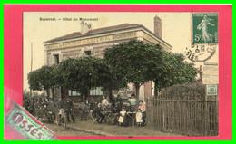 - BUZENVAL - Hôtel Du Monument . ( Recto Verso) - Rueil Malmaison