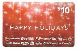 Kroger, Others, U.S.A. Gift Card For Collection, No Value # 7 - Gift Cards