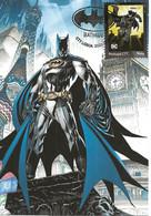 CARTE MAXIMUM- MAXICARD - CARTOLINA MAXIMA - MAXIMUM KARTE - MAXIMUM CARD - PORTUGAL - DC COMICS - BATMAN - Comics