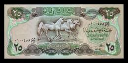 Irak Iraq 25 Dinars 1982 Pick 72b SC UNC - Irak