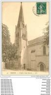 37 CHINON. Eglise Saint-Maurice 1907 - Chinon