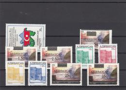 1992. Azerbaïjan. Full Years. MNH ** - Azerbaïjan