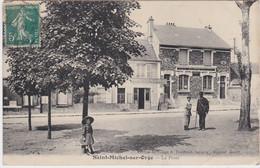 91 -  SAINT MICHEL SUR ORGE  La Poste - Saint Michel Sur Orge