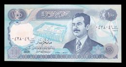 Irak Iraq 100 Dinars Saddam Hussein 1994 Pick 84 SC UNC - Iraq