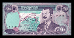 Irak Iraq 250 Dinars Saddam Hussein 1995 Pick 85 SC UNC - Iraq