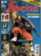 REVUE FIGURINES UNIFORMES  N° 7 JA?VIER 1996 - Français