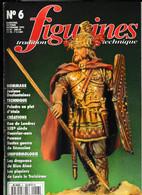 REVUE FIGURINES UNIFORMES  N° 6 OCTOBRE/NOVEMBRE 1995 - Français
