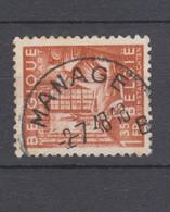 COB 762 Oblitération Centrale MANAGE - 1948 Export