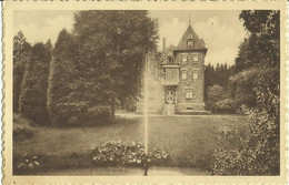 Amberloup -- Le Jardin - Propriété Godenir Orban.    (2 Scans) - Sainte-Ode