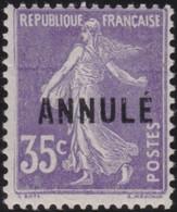 France    .    Yvert  .     142-c1-1      .  *   .  Neuf Avec Gomme   .   /   .   Mint-hinged - Nuovi