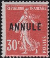 France    .    Yvert  .     160-c1-1      .  *   .  Neuf Avec Gomme   .   /   .   Mint-hinged - Nuovi