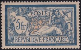 France    .    Yvert  .    123  (2 Scans)    .   *     .  Neuf Avec Gomme   .  /  .   Mint-hinged - Ungebraucht