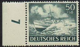 DR 1943, MiNr 842, Postfrisch - Nuovi
