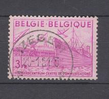 COB 770 Oblitération Centrale IZEGEM - 1948 Export