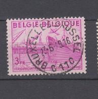 COB 770 Oblitération Centrale BRUXELLES 11 - 1948 Export